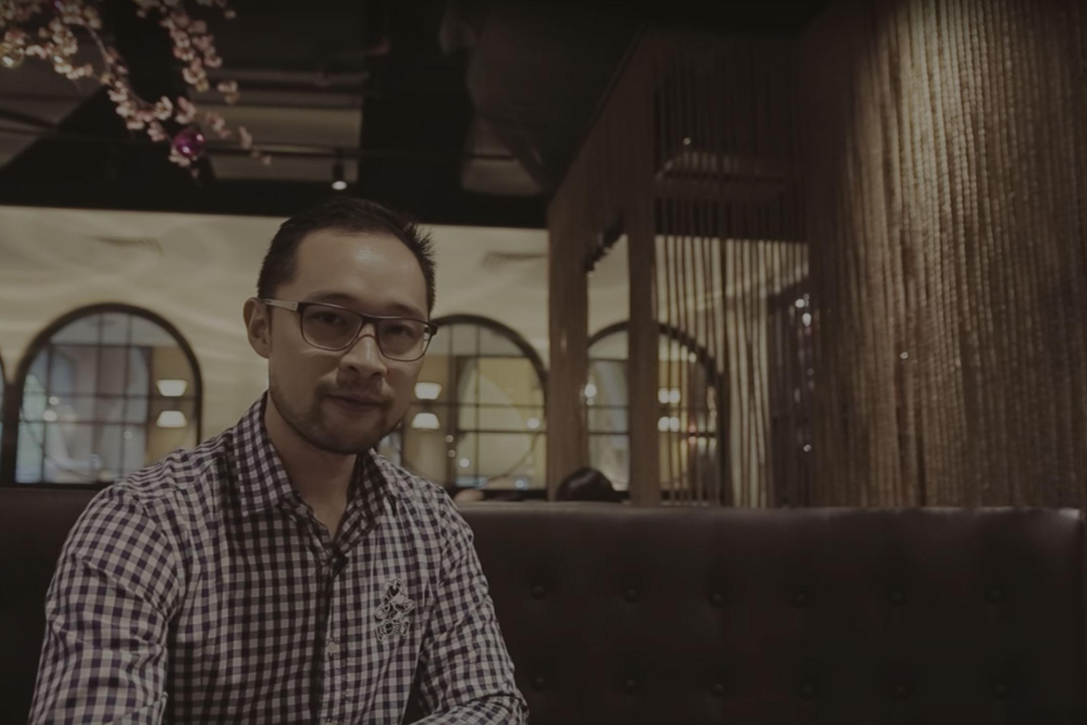 Video testimonial from Hana Dining Sake Bar to Twentythree