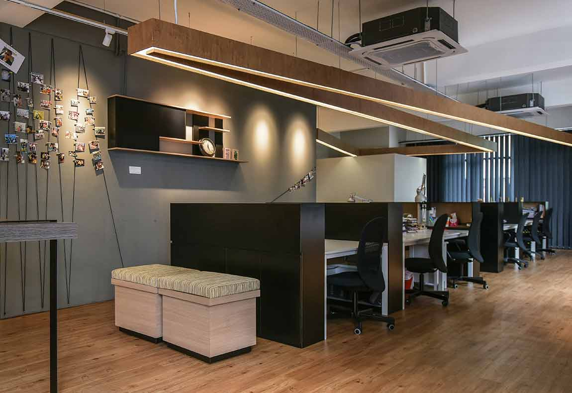 Corporate Interior Design Firm